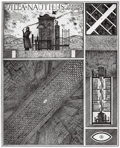 Constrained by the Limitations of Soviet-Era Architecture, Brodsky & Utkin Imagined Fantastical Structures on Paper   Colossal