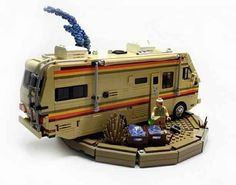 The RV from Breaking Bad