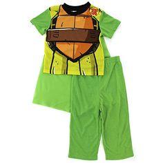 TMNT Ninja Turtles Boys Green Poly Pajamas with Cape (10) Nickelodeon http://www.amazon.com/dp/B00TRKLB8Y/ref=cm_sw_r_pi_dp_Hqn9ub0DSY18Z
