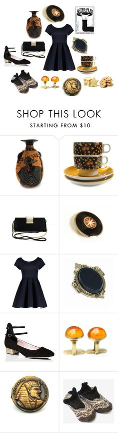"""""""Midnight Snack"""" by patack ❤ liked on Polyvore featuring Kate Spade and vintage"""