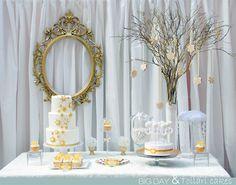 Beautiful sweet table