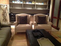 Where we lounge in Knynsa
