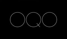 I love how simple this is, just 3 circles and a line.
