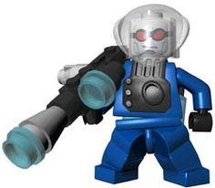 Lego Mr. Freeze