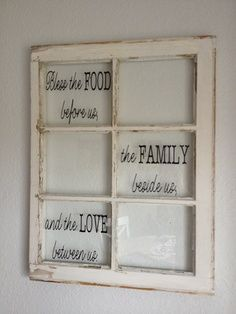 repurpose old windows | My Style: Old Wood Window and Door Ideas