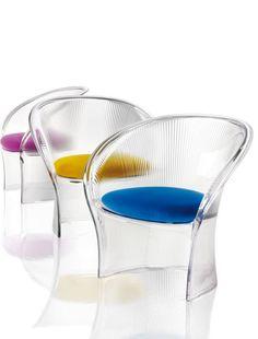 FLOWER | Easy chair by @magisdesign #design Pierre Paulin
