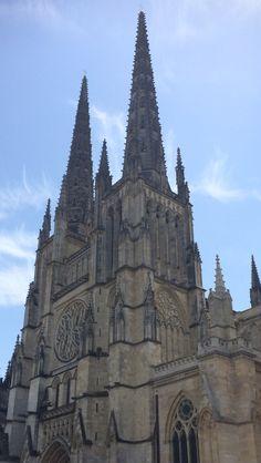 Eglise Notre Dame la Grande, Bordeaux