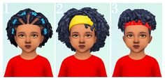 could u recommend some afro hairs for kids/toddlers if you know any? thank you in advance Answer: 1 / 2 / 3 1 / 2 / 3 1 / 2 / 3 1 / 2 / 3 :) ❤ Sims 4 Teen, Sims 4 Toddler, Sims Four, Sims 4 Mm Cc, The Sims, Toddler Girls, Afro Hair Sims 4 Cc, Afro Hairstyles, Casual Hairstyles