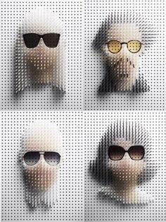 Pin Art por Philip Karlberg Push Pin Art, Sculpture Art, Sculptures, Window Display Design, Art For Art Sake, Installation Art, Event Decor, Pop Art, Contemporary Art