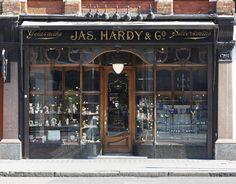 Victorian Shop Fronts