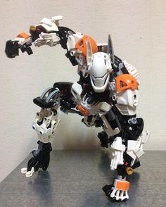 Three Point Landing !! #herofactory #lego #legostagram #bionicle