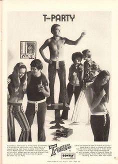 https://flic.kr/p/BsRsfX | 1970 T-Bells Advertisement Playboy October 1970 | 1970 T-Bells Advertisement Playboy October 1970