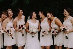 Chelsea + Tyler | bouquets by @AuroraFloraOH | Photo by Rosey Red Photography http://roseyredphotography.com/