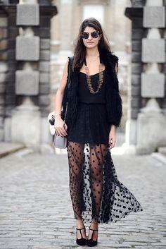 Street Style de París - Foto: Alberto Bringas