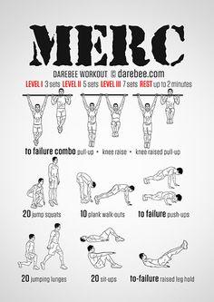 Merc Workout