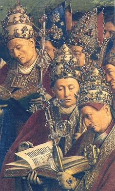 File:Ghent Altarpiece D - Popes - detail.jpg