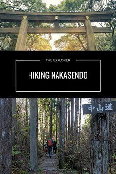 Hiking the Nakasendo Way Japan Travel Tips, Asia Travel, Go To Japan, Japan Trip, Adventure Activities, Construction, Adventure Awaits, 17th Century, Vacation Trips