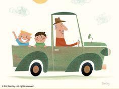 Illustration - Eric Barclay