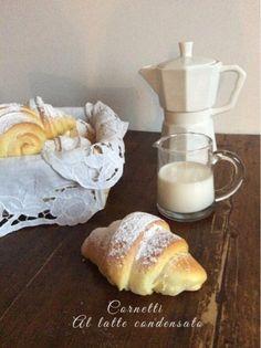 Ma Petite Boulangerie: Cornetti al latte condensato
