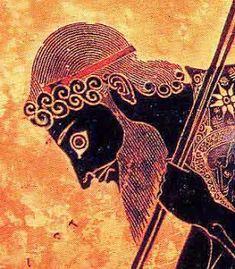 ajax characters ajax a courageous greek warrior who feels that Pottery Supplies, Greek Warrior, Greek Pottery, Patterns In Nature, Pottery Painting, Ancient Greece, Greek Mythology, Vases Decor, Ancient Art