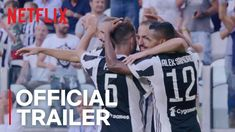 Unofficial Netflix discussion, and all things Netflix related! (Mods are not Netflix employees, but employees occasionally post here). Netflix, Official Trailer, One Team, Juventus Fc, Movie Trailers, Passion, My Love, February 9