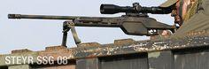 : SSG 08 : Sniper Rifles : STEYR MANNLICHER