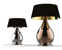 contemporary table lamps uk - Google Search