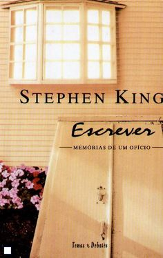 """""""On writing"""" by Stephen King: about the craft of writing, along with a mini-biography. Love it so far. I'm reading it in preparation for this year's NaNoWriMo. Fiction Writing, Writing A Book, Writing Papers, Best Books To Read, Great Books, National Novel Writing Month, A Writer's Life, Writing Challenge, Book Posters"""