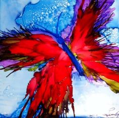 So my journey begins, November of 2010.... I have never found peace the way I did when I discovered abstract painting. I had no idea I could paint at that time, I just needed an...