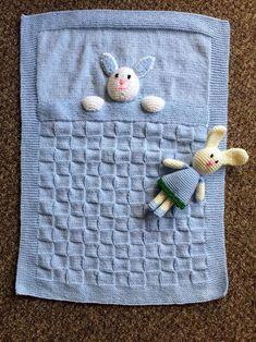 Baby Afghan Crochet, Manta Crochet, Baby Afghans, Handmade Baby Blankets, Knitted Baby Blankets, Crochet Square Patterns, Crochet Blanket Patterns, Handgemachtes Baby, Crochet Mignon