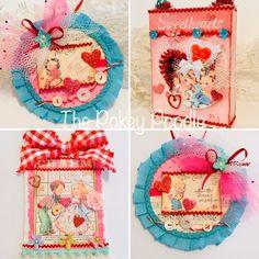 My Funny Valentine, Valentine History, Vintage Valentine Cards, Homemade Valentines, Saint Valentine, Valentines Day Decorations, Valentine Day Crafts, Valentine Ideas, Kids Valentines