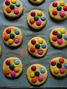 candy king cookie