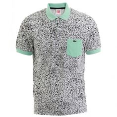 Contra Collar Chest pocket | Polo Shirts | Lacoste Live