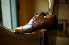 Bespoke English  The Old English by Roberto Ugolini  #menswear #fashion #shoes