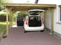 70 besten Carports: Ein sicherer Stellplatz für Ihr Auto Bilder auf ...