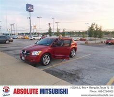 #HappyAnniversary to Armando Hernandez on your 2008 #Daimler Dodge #Caliber from Rick Westbrook  at Absolute Mitsubishi!