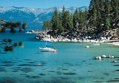 Lake Tahoe Summer Water | Friday, May 28, 2010
