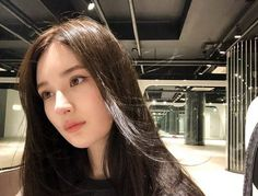 Aesthetic Photo, Aesthetic Girl, Makeup Korean Style, Anime Korea, Beautiful S, Have A Happy Day, Ulzzang Korean Girl, I Icon, Pretty And Cute