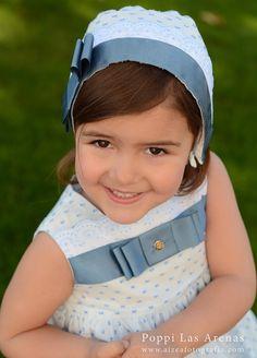 moda infantil bebe aizea fotografia