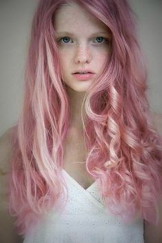 pink-haired