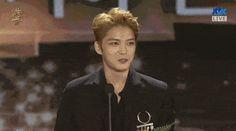 170113 Golden Disk Awards (Acceptance Speech)