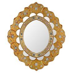 Majesty Wall Mirror - Far & Away on Joss & Main