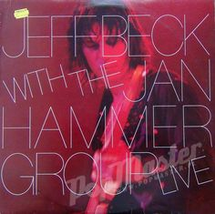 Jeff Beck With Jan Hammer Group Live EPIC EPC 8602  http://popmaster.pl/
