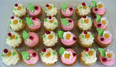 Ladybug cupcakes | Flickr - Photo Sharing!