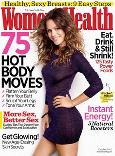 Rachel Bilson Pairs Happiness with Healthiness