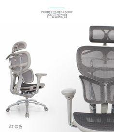 Netsurfer Ergonomic Computer Chair Snowcrash Ergonomic