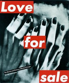 """Graphic Design by: Barbara Kruger """"I work with pictures and words because they have the ability to determine who we are and who we a. Barbara Kruger Art, Women Artist, Anti Valentines Day, Feminist Art, Feminist Issues, Queer Art, Hallmark Cards, Textiles, Frases"""