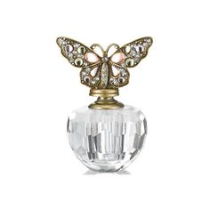 Monsoon | perfumebottles | Butterfly Perfume Bottle (£12) ❤ liked on Polyvore featuring beauty products, fragrance, perfume, beauty, makeup, accessories, fillers, parfum fragrance and perfume fragrance