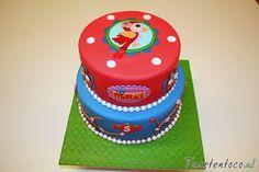 Uilen Taart  *Owl Cake