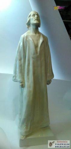 Jézus az Úr felé emeli tekintetét, antik Herendi porcelán szobor, Daenerys Targaryen, Game Of Thrones Characters, Urban